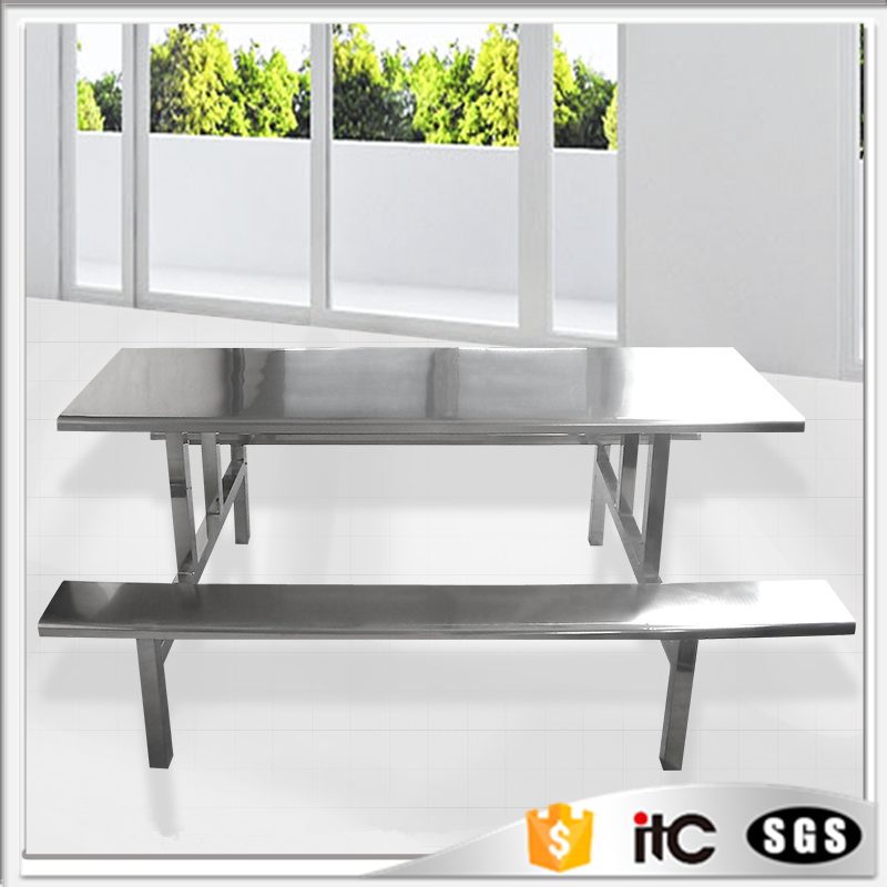 China manufacturer stainless steel centre table for hospital