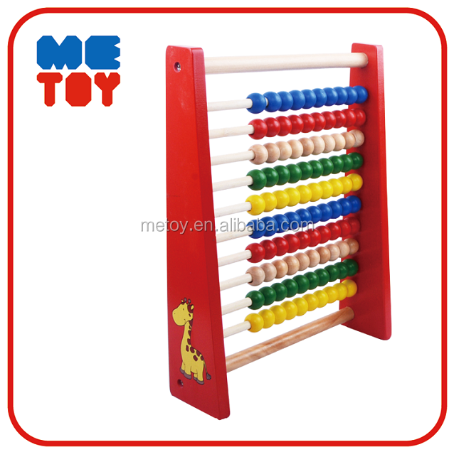 Arithmatics wooden abacus kit