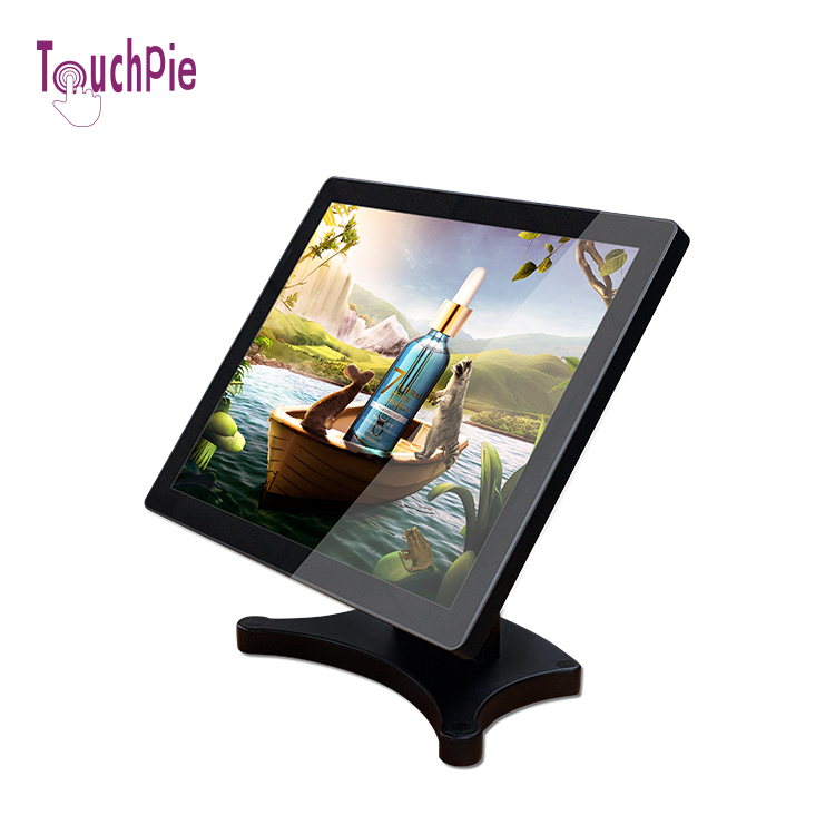 Android 15 inch kleine size waterdichte touch screen monitor met wifi usb
