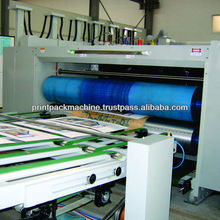 Corrugated Box Auto Feed Rotary Die Cutter [RDC]