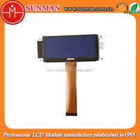 128x64 cog graphic lcd module with 12:00 view angle