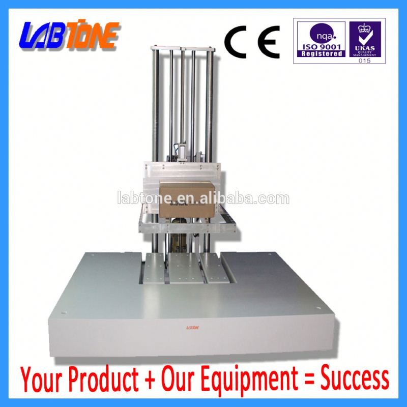wholesale price large size corrugated carton drop test instrument