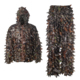 Wholesale custom men sniper suit ghillie camouflage leaves factory for hunting