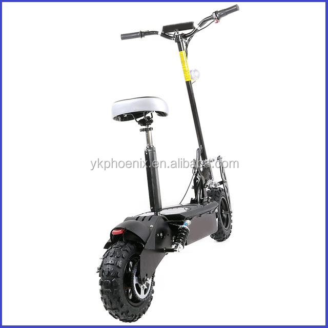 CE approved 1600watt 2 wheel electric standing scooter (PES02-1600W)