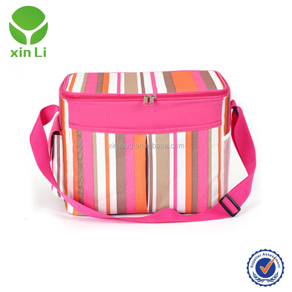 8L-25L Collapsible Soft Cooler Bag - Insulated up to 4 - 6 hours, Rommy for Family Reunion, Party, Beach, Picnics, Sporting Musi