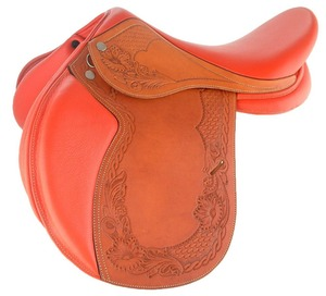 SA horse saddle with free sample