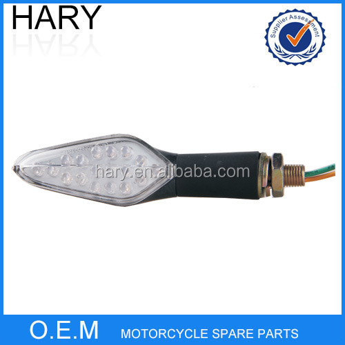 Motorcycle Led Stop Turn Tail Light