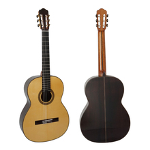 Aiersi best quality  wood nylon string all solid classical guitar for Concert