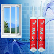 Weatherproof neutral Ceramic tile adhesive structural silicone sealant