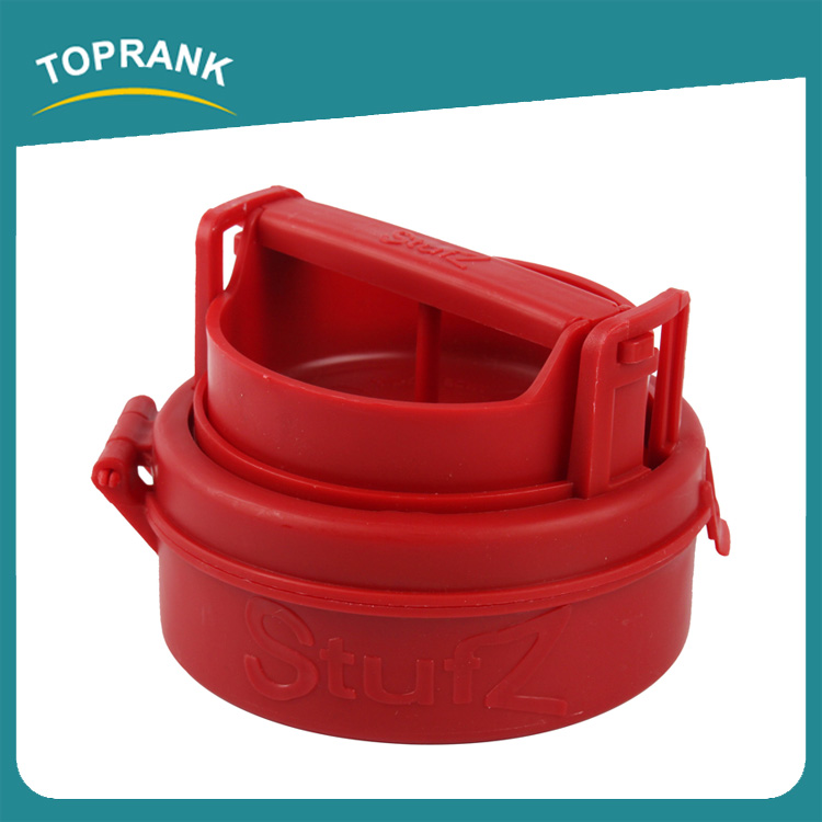 Toprank 3-in-1 Newest Meat Patty Press Mould Maker Good As Seen On TV Plastic Burger Press Make Stuffed Burgers Like A Pro