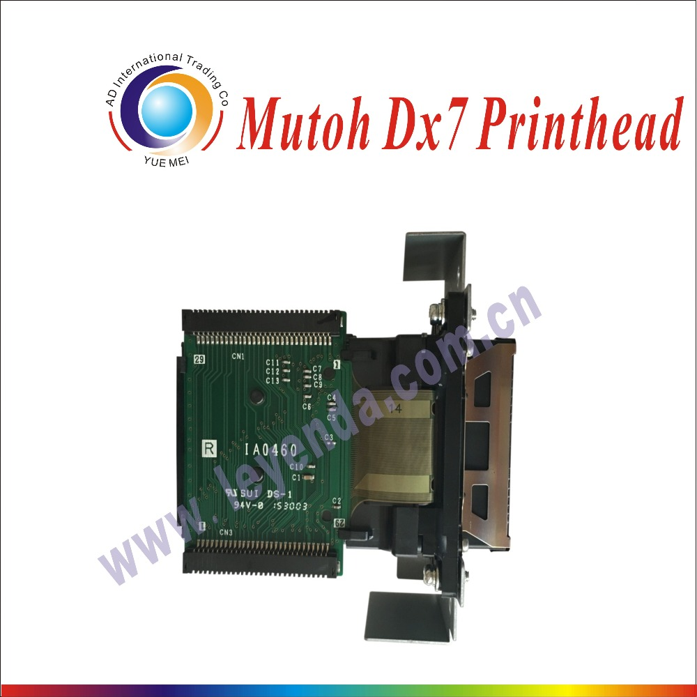 Original Mutoh dx7 printhead for printing machine