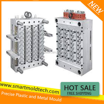 32cavity High Speed Plastic Bottle Cap Mould With Slider
