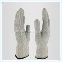 Silver fiber electric massage gloves for facial massager