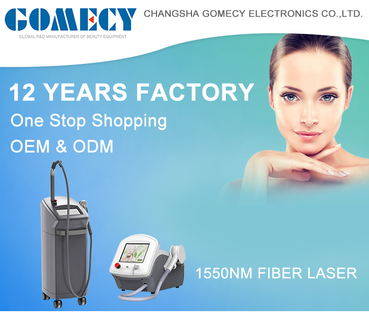 15W non-ablative fractional laser skin resurfacing machinetriangelaser fiber laser 1550nm.jpg