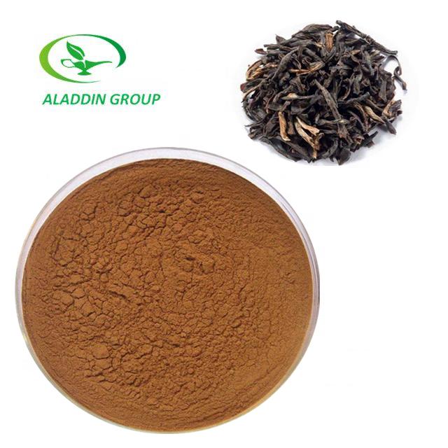 GMP hot sale high quality black tea extract instant black tea powder - 4uTea   4uTea.com