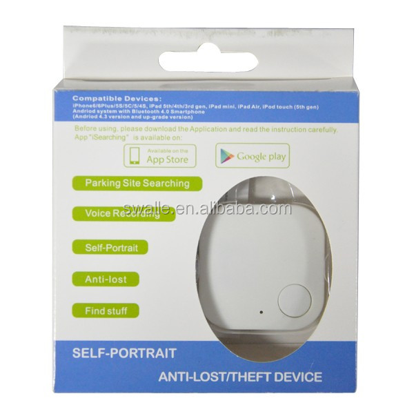 Bluetooth Signal Anti-lost Alarm Smart Key Car Alarm Wallet Cell Phone  Detector - Buy Cell Phone Detector,Smart Key Car Alarm,Mobile Phone Signal
