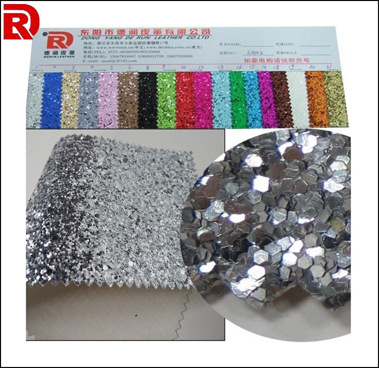 Peluche Gris Paillettes Papier Peint ENCAUSTIQUES UV Vinyle Argenté Sparkle a14003