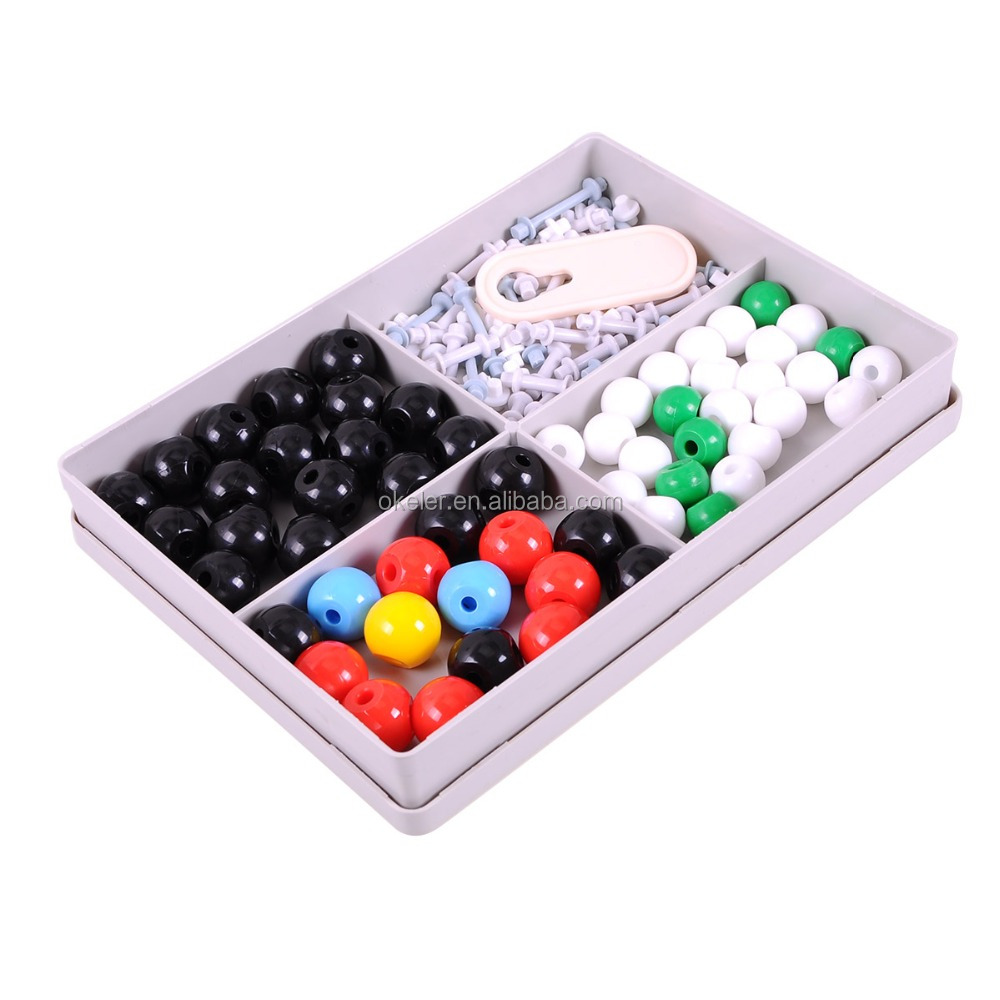 Hot Sale Atom Molecular Model Kit for Teacher Organic Chemistry Teach Set Teaching Model