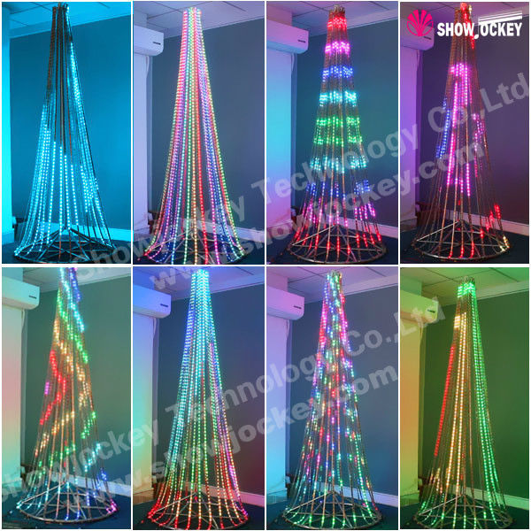 Buy cheap china christmas led light tree products find china programmable decorative running christmas led lights tree with letter aloadofball