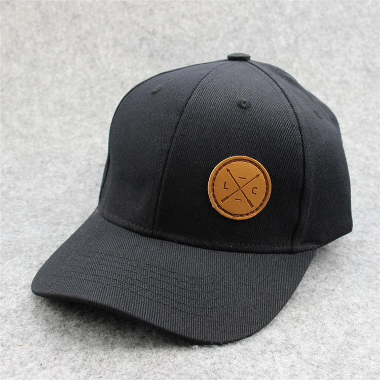 Wholesale custom cotton suede leather 5 6 7 panel dad hat embroidered blank  camo plain distressed a26864bada58