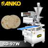 Anko Mixing Making Frozen Fully Automatic Chapati Press Machine