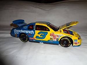 Dale Earnhardt Sr. Die Cast #3 Gm Goodwrench Service Plus / Wrangler Jeans1999 Monte Carlo
