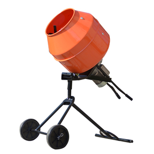 Aoer 375W,110V/60HZ,1450/2850 Rpm, good quality mini concrete pan mixers
