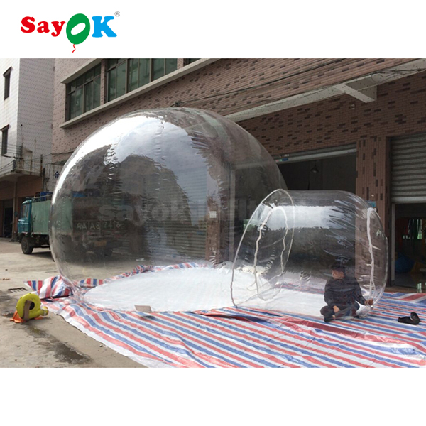 Bubble tent for sale clear plastic roof wedding tent transparent camping tent price