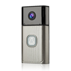 1080P H.264 WiFi Smart Visual Intercom Enabled WIFI Video Doorbell Camera Smart Security Wifi Ring Video