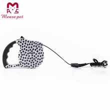 cheaper price retractable pet leashes MS-808 for20/30kg dogs