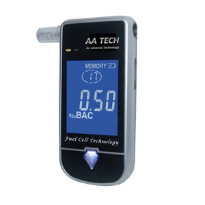 Energy Saving professional digital led breath alcohol tester manufactured in China
