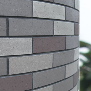 Vanjoin Waterproof Soft Exterior Wall System Flexible Stone Cladding Red Bricks Tile