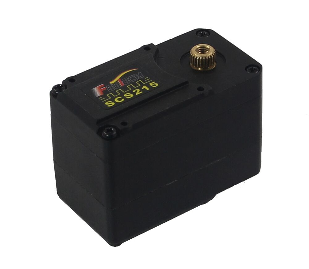15kg High Torque SCS215 Serial Bus Servo with Beautiful Wiring Structure