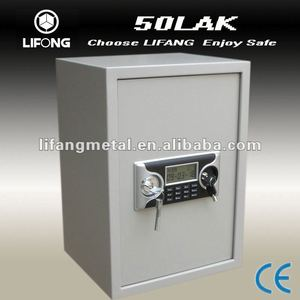 LCD display Office safe, double-security