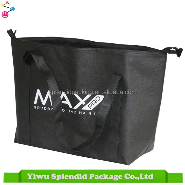 High Quality Recycled Non Woven Sport Beach Grocery Tote Bag Non-Woven Shopping Bag