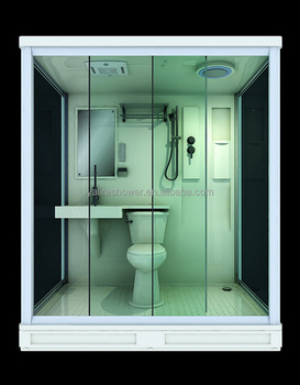 All In One Bathroom Units Prefab Integrated Suit Cabin Unit