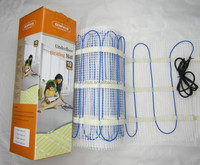 CE electirc radiant floor heating mat kits