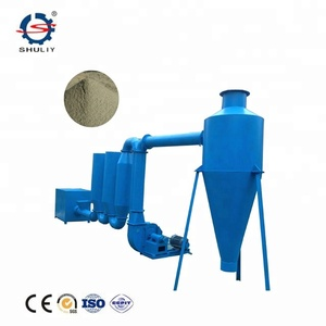 Newest sawdust hot air dryer pipe dryer/wood sawdust airflow pipe drying machine with large capacity