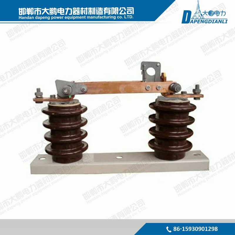 2018 Post pin porcelain insulator with good humidity resistance performance