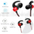 2019 heißer, BT008 Bluetooth headset V5.0 made in china mit Wasserdicht und Stereo Sweatproof für Gym Workout