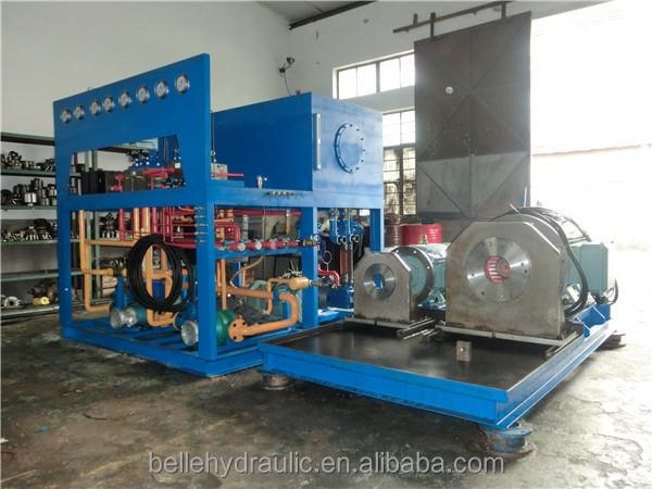 Hydraulic Comprehensive Test Bench For Hydraulic Pump