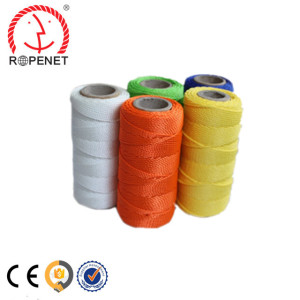 Color PE twisted twine spool/nylon twine for dubai market from Rope Net Vicky //M:8618253809206