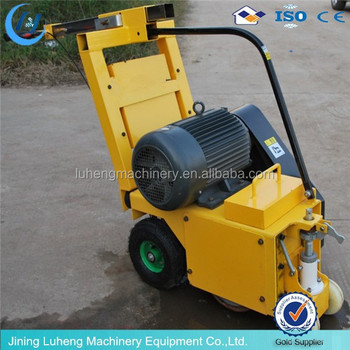 scarify machine