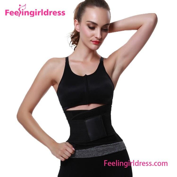 0950eb016d Sport Fitness Black No Moq Best Waist Trimmer Belt For Women - Buy ...