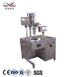 Vacuum Emulsifying Mixer Machine for Ultrasound Gel Making