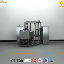 Professional Pharmaceutical Machinery Manufacturer Auto hoisting blender Mixer