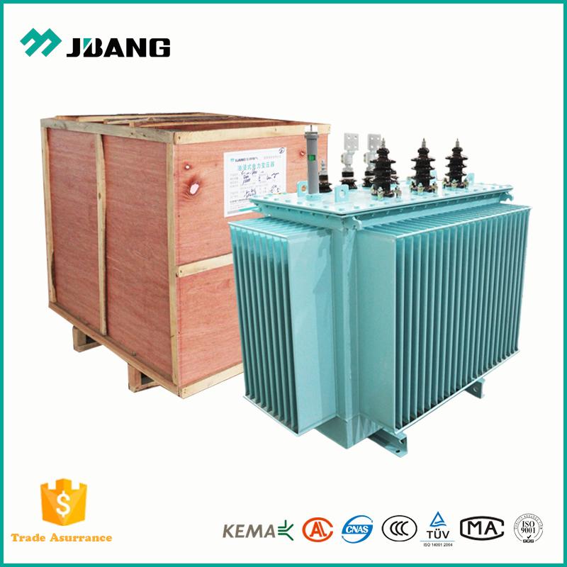 11kv 500kva Onan Dyn11 Electric Power Transformer