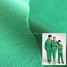 100%Polyester velour fabric azo fre for Saudi arabia men's trackusit