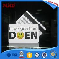 China manufacturer top quality legic prime 256 magnetic card dual smart