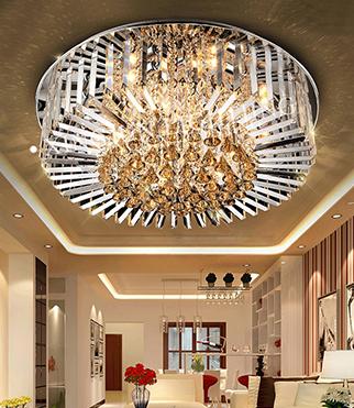 Cristal Decoración De Lujo Decorativo Acero Salón Inoxidable 4LRAj53
